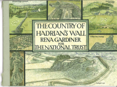 The Country of Hadrian's Wall