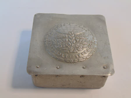 Box and lid