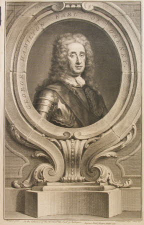 George Hamilton, Earl of Orkney