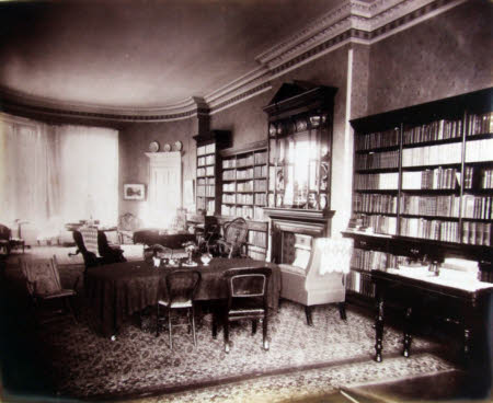Library, Bank House