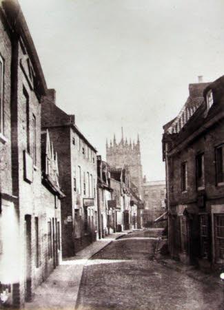 Little Church Street, Wisbech