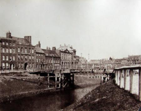 Temporary Bridge, Wisbech