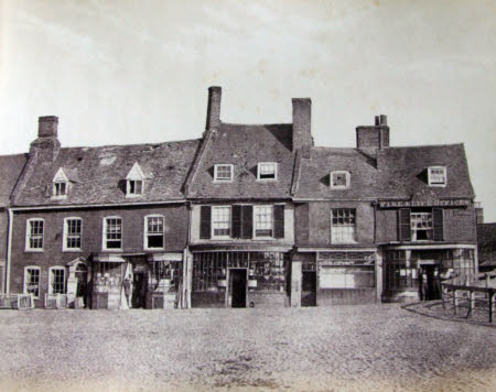 House at Bridge Foot, Wisbech