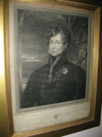 King George IV (1762-1830) after James Holmes.