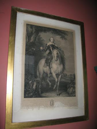 Francisco de Moncada, Marques de Aytona (1586-1635) on horseback