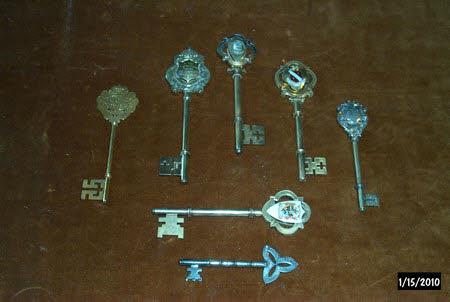 Presentation key