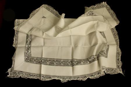 Tea tablecloth