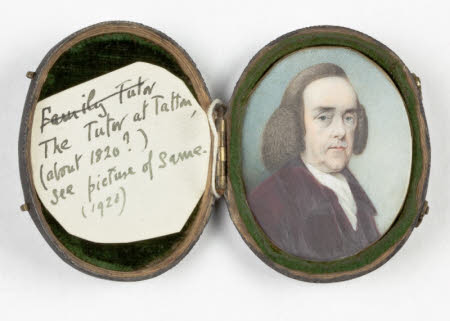An Unknown Tutor of Tatton