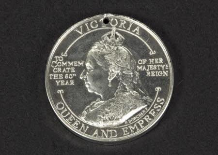 Commemorative coin: Queen Victoria (1819-1901)