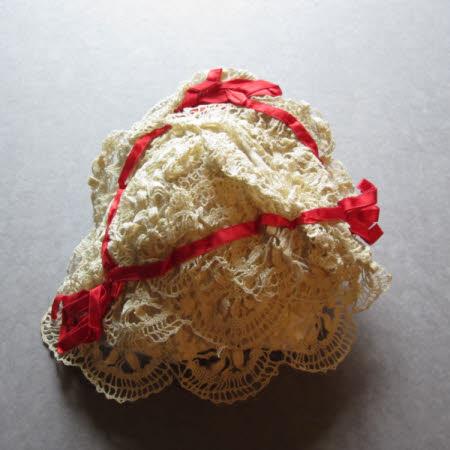 Child's mob cap