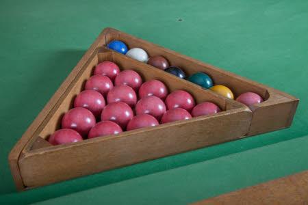 Crystalate Snooker Pool Balls