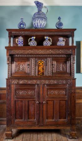 Court cupboard