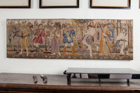 Tapestry panel