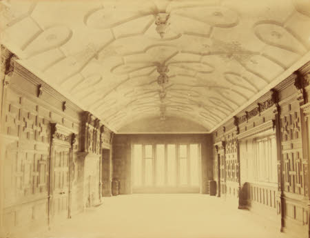 Lanhydrock House Interior