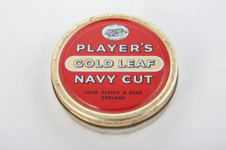 Players Gold Leaf Navy Cut