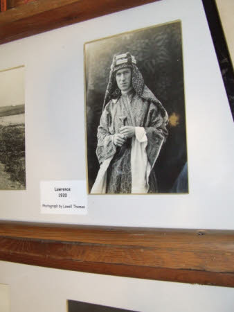 Thomas Edward Lawrence, 'Lawrence of Arabia' (1885-1935),1920
