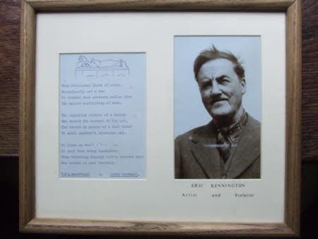 Eric Henri Kennington, RA (1888 – 1960)