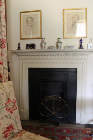 Chimneypiece, South Bedroom, The Vyne