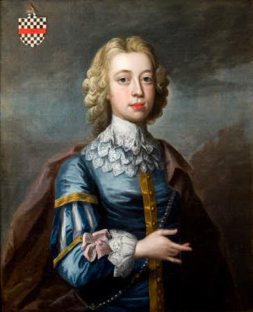 Sir John Dyke Acland, 4th/8th Baronet Acland of Columb-John (1778-1785)