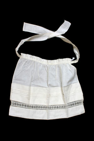 Maid's apron
