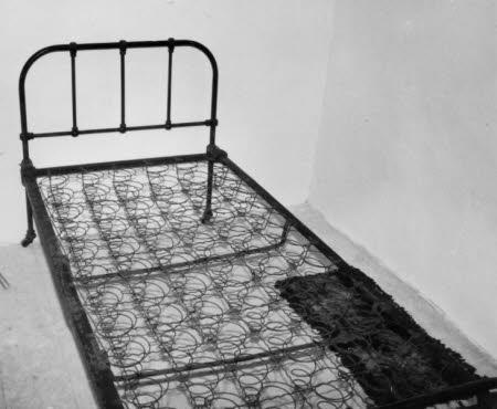 Bed frame part