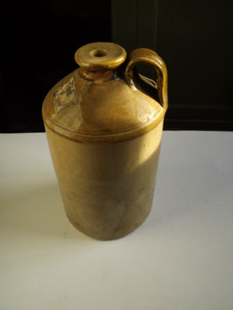 Stoneware bottle
