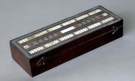 Cribbage box