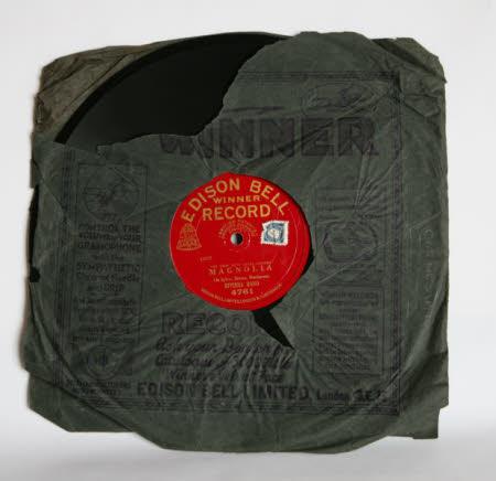 Gramaphone record