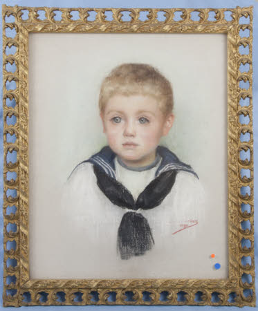 The Hon. Thomas George Coventry (1885-1972) as a Boy in a Sailor Suit