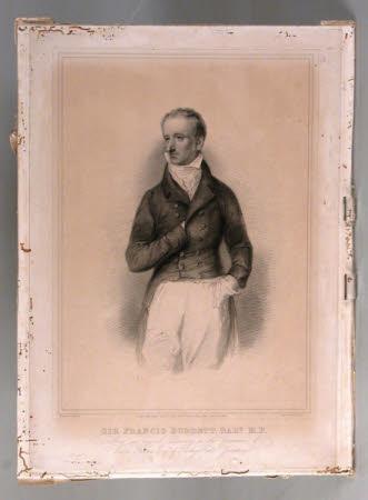 Sir Francis Burdett MP (1770-1844) (after Thomas Charles Wageman)