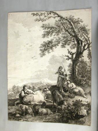 Paysans et Troupeaux