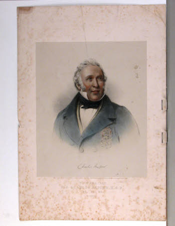 Admiral Sir Charles John Napier KCB, GOTE, MP (1786-1860) (after Alfred Henry Taylor)