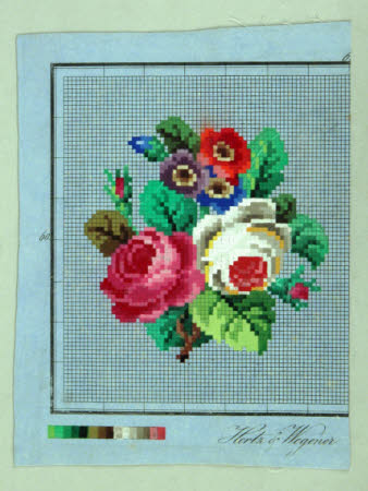 Needlework design