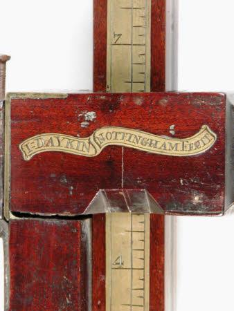Horse measuring stick