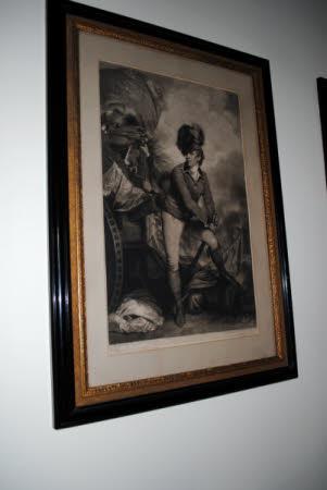 Colonel Banastre Tarleton later Lieutenant-General Banastre Tarleton (1754-1833) (after Sir Joshua ...
