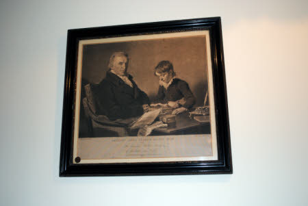 Francis Noel Clarke Mundy (1738-1815) and his Grandson (after Ramsay Richard Reinagle)