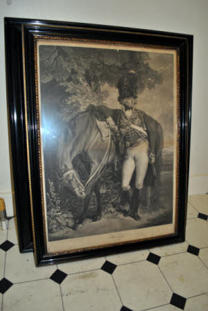 King George IV (1762-1830) as Prince of Wales