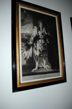 King George IV (1762-1830) as Prince Regent (after John Hoppner)