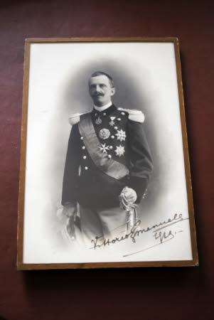 King Victor Emmanuel III, King of Italy (1869-1947)