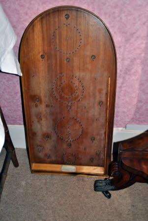 Solitaire board
