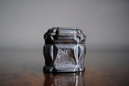 Peppermint box