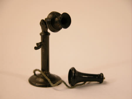 Doll's house telephone