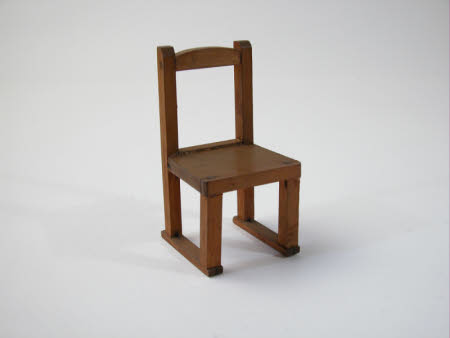 Doll's house chair