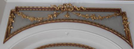 Moire silk
