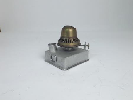 Lamp burner