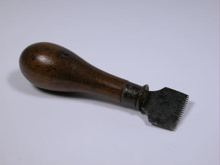 Leather-working tool