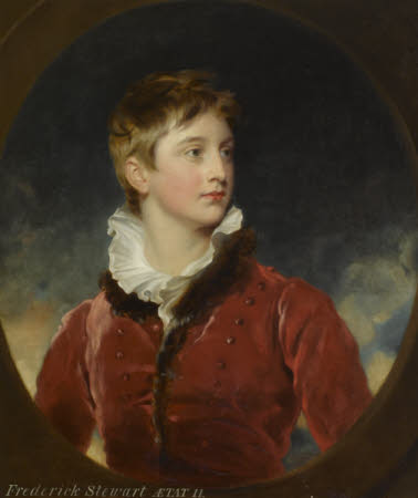 The Hon. Frederick William Robert Stewart, later Viscount Castlereagh and 4th Marquess of ...