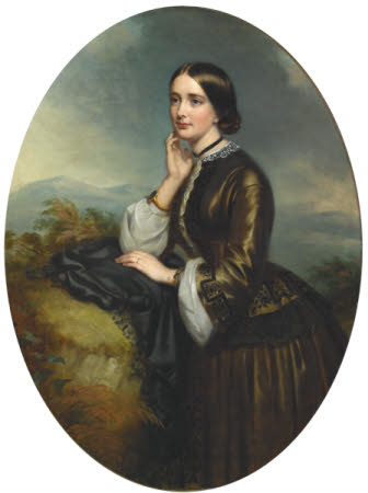 Maria Cornelia (née Edwards), Marchioness of Londonderry (1826 - 1909)