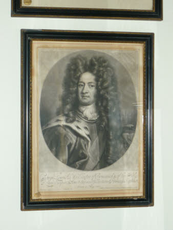 King George I (1660–1727) as Georg Ludwig, Duke of Brunswick and Lüneburg, Elector of Hanover ...