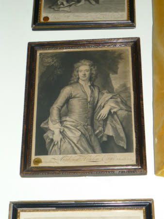 Anthony Henley MP (d.1711) (after Sir Godfrey Kneller)